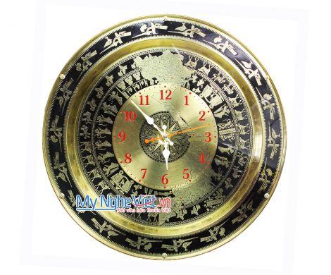 Mặt Trống đồng cách điệu - Đồng hồ MNV-DD13