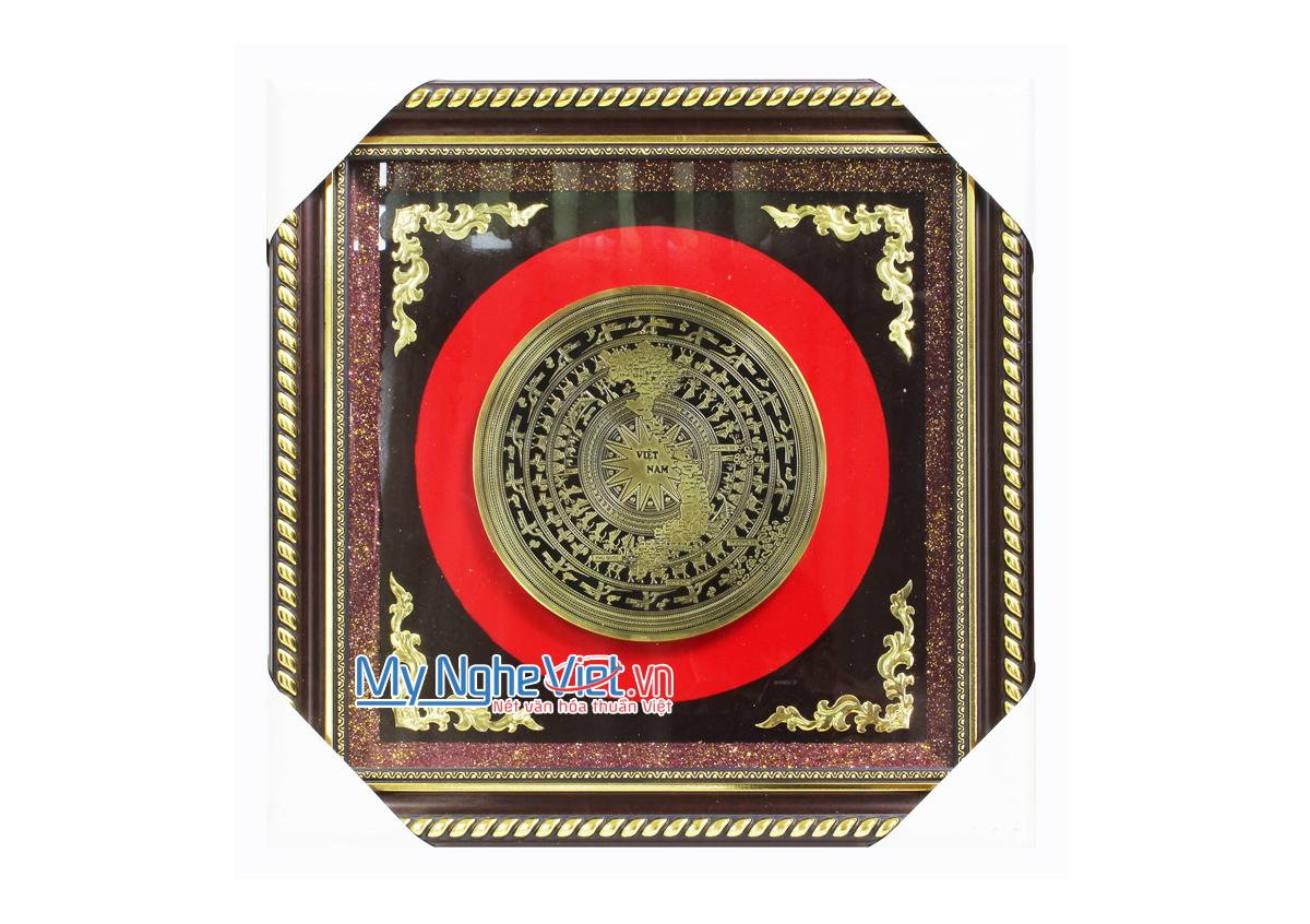 Tranh Trống Đồng MNV-DD03-1