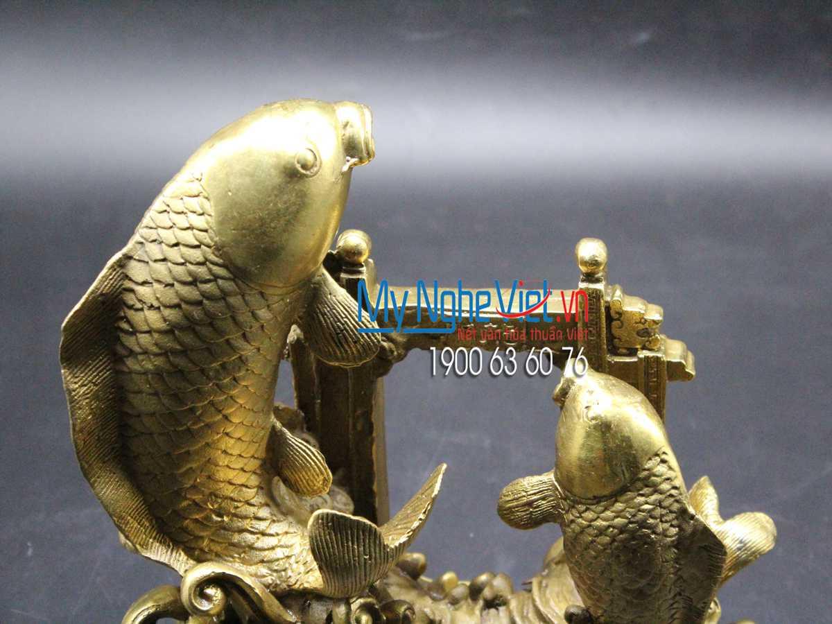 Cá chép vượt Vũ Môn lớn MNV-DD72-1