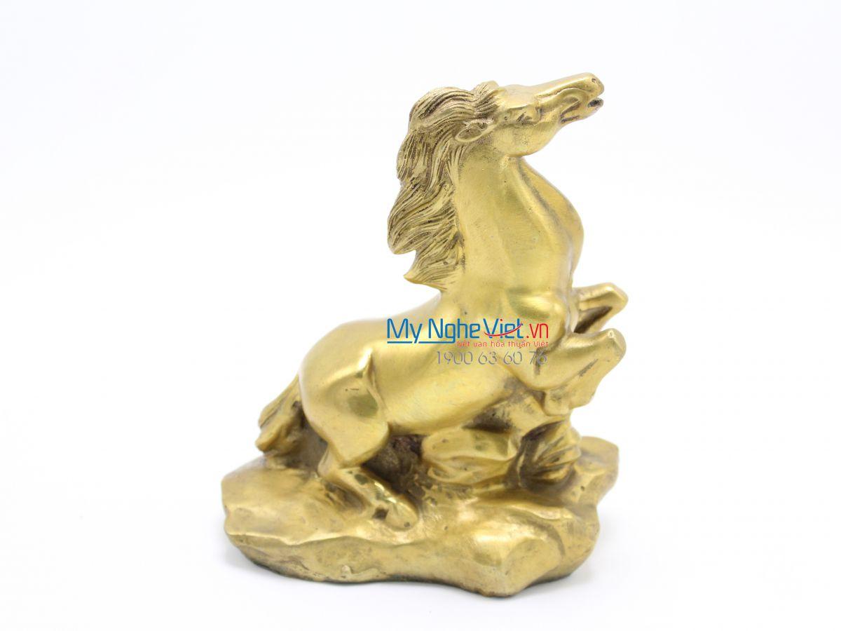 Ngựa bằng đồng MNV-DD37
