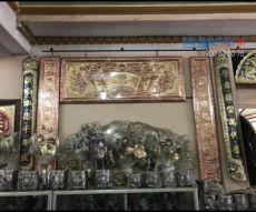 Hoành phi câu đối Đức Lưu Quang MNV-DD49-2